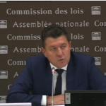 Examen en commission de la proposition de Fabrice Brun sur le maintien des compétences « eau » et « assainissement » dans les compétences optionnelles des communautés de communes et des communautés d'agglomération