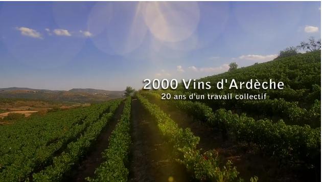 Les vins d'Ardèche, une belle aventure qui fête ses vingt ans !