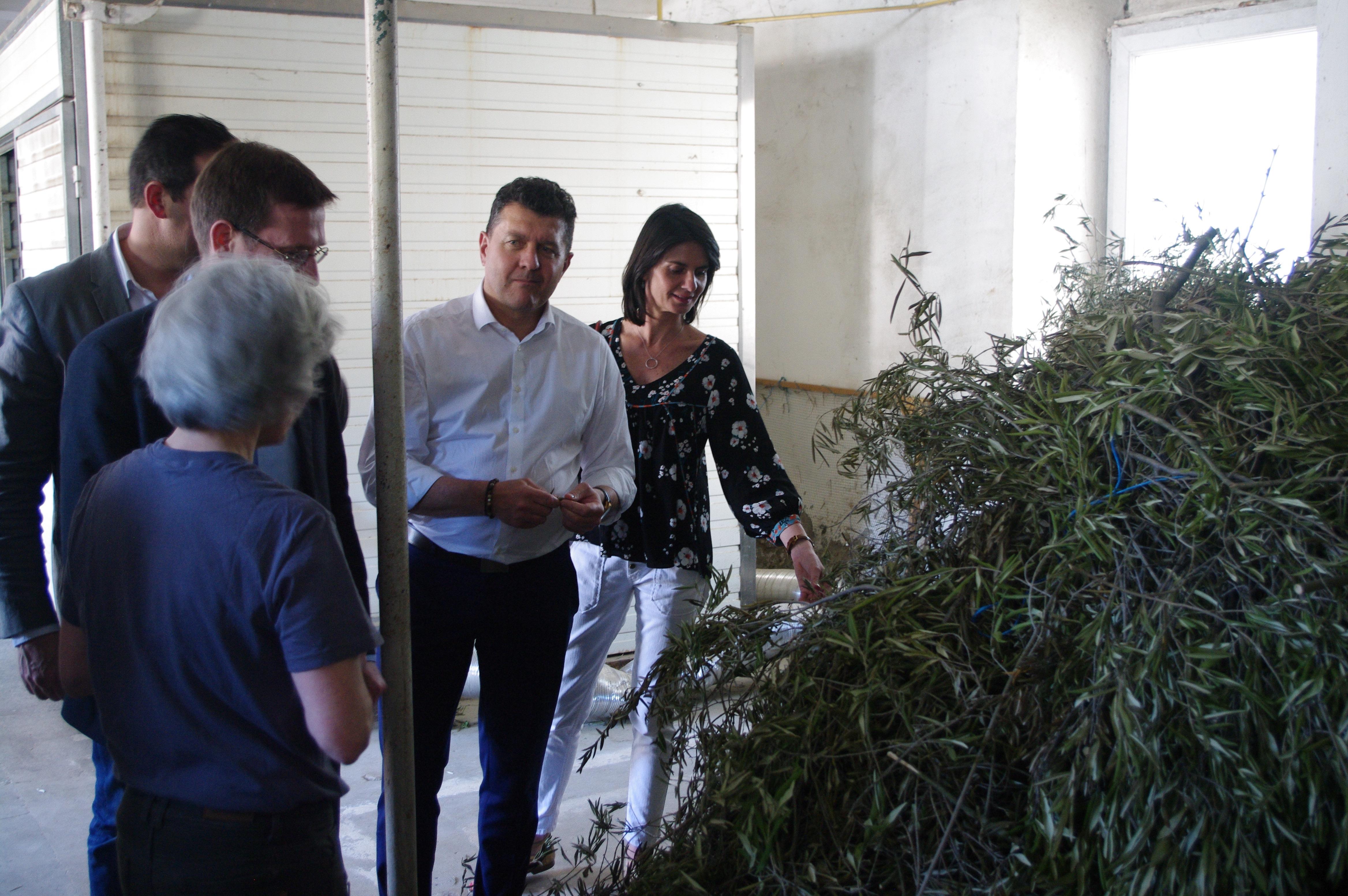 Rencontre avec les gérants de l'entreprise PAM Ardèche à Vals les Bains