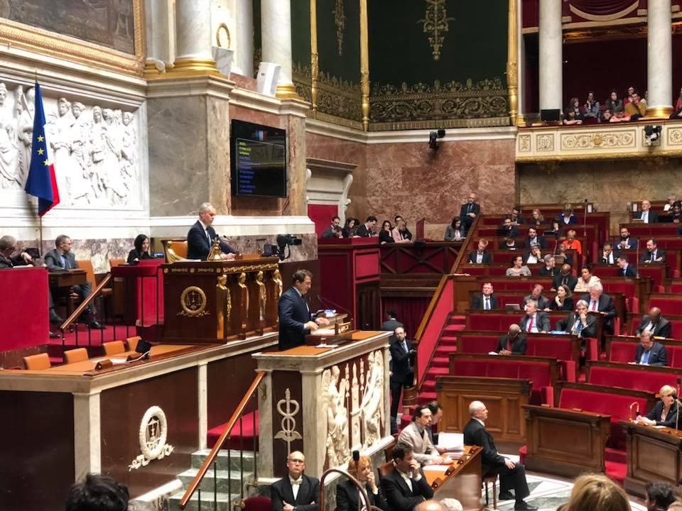 Intervention de Christian Jacob, au nom du Groupe les Républicains à l'assemblée nationale le 16 avril 2018, lors du débat sans vote sur l'intervention des forces armées françaises en Syrie.