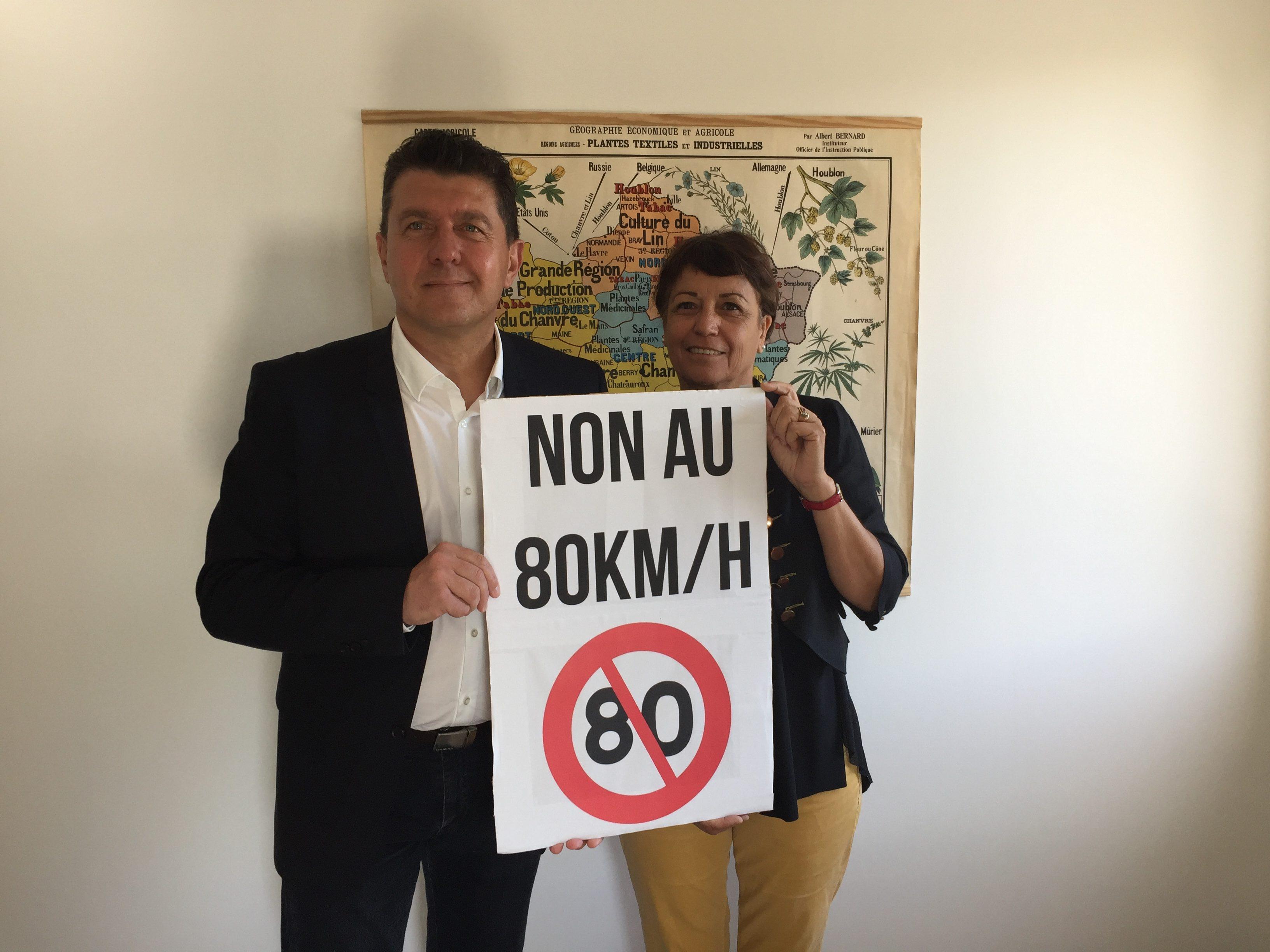 80km/h : On transforme les automobilistes en tiroirs caisses !