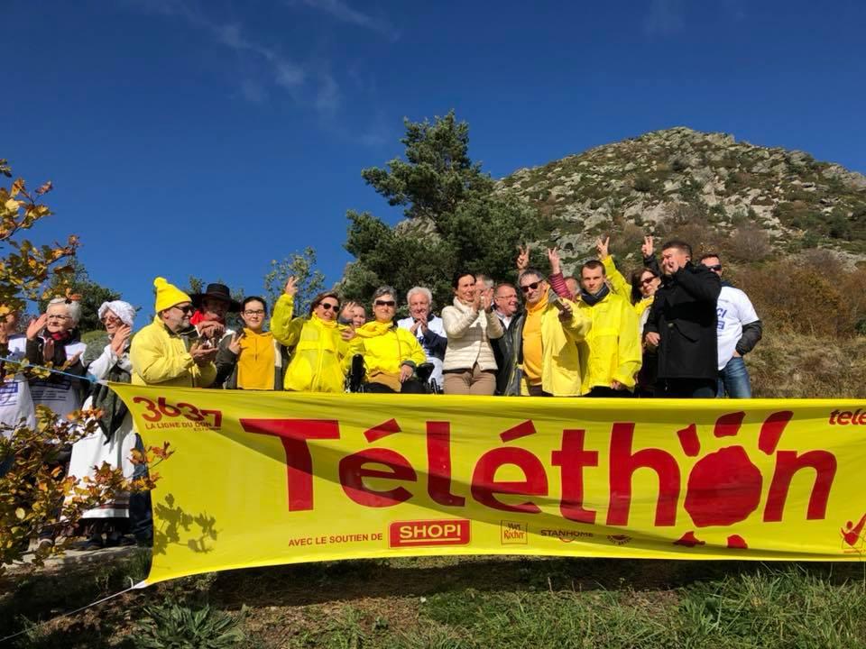 Lancement du Téléthon 2018 en Ardèche – 60 ans de conquêtes et d'innovation