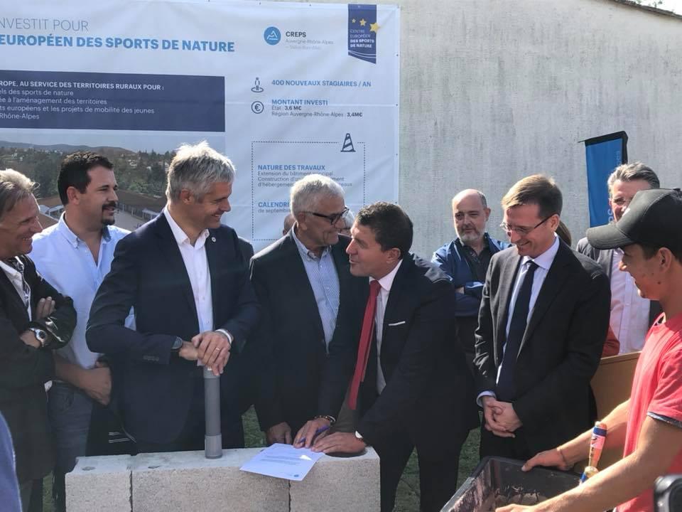 La Région Auvergne-Rhône-Alpes soutient les projets ardéchois