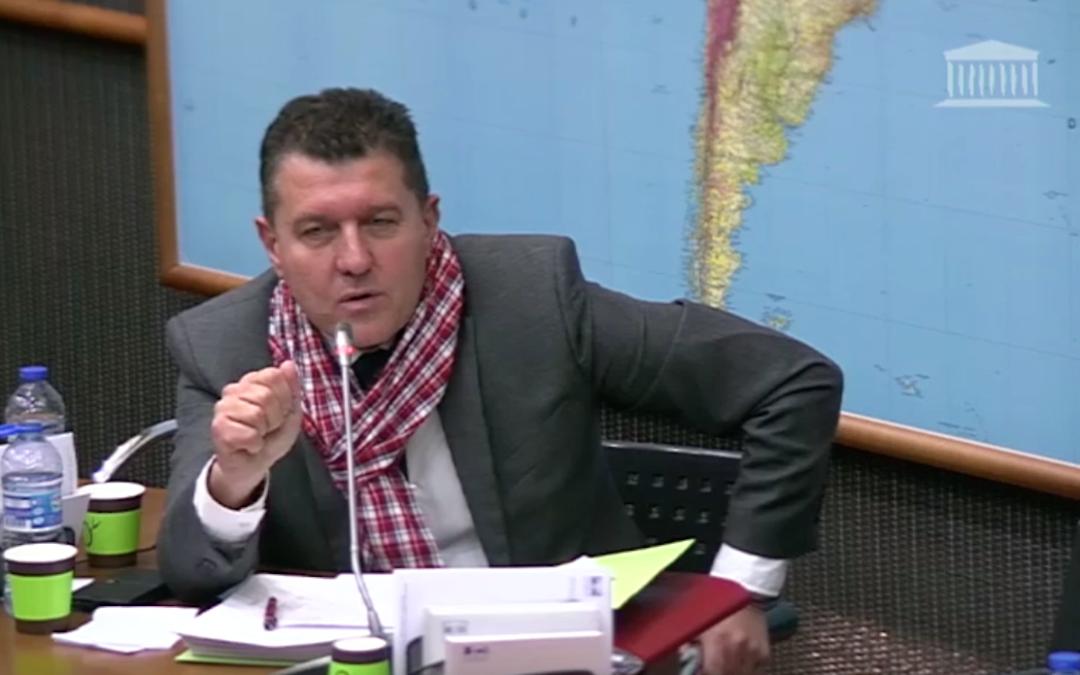 Audition de M. Serge Morvan, commissaire général à l'égalité des territoires, sur la proposition de création d'une Agence nationale de la cohésion des territoires.