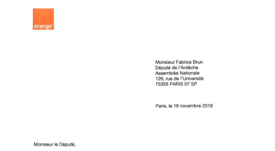Orange formalise enfin ses engagements pour  un meilleur service de téléphonie filaire en Ardèche.
