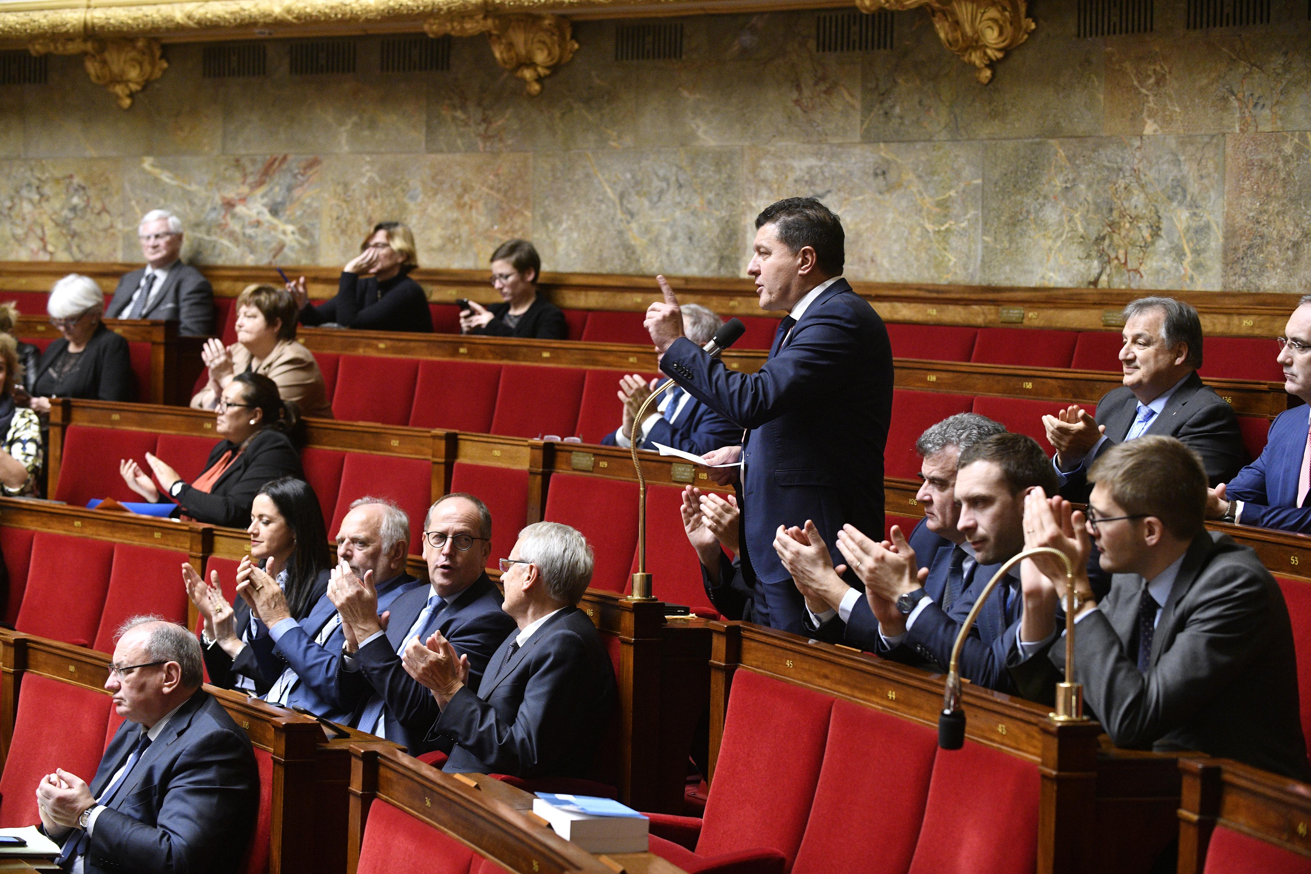Dans le top 100 des députés les plus actifs à l'Assemblée nationale.