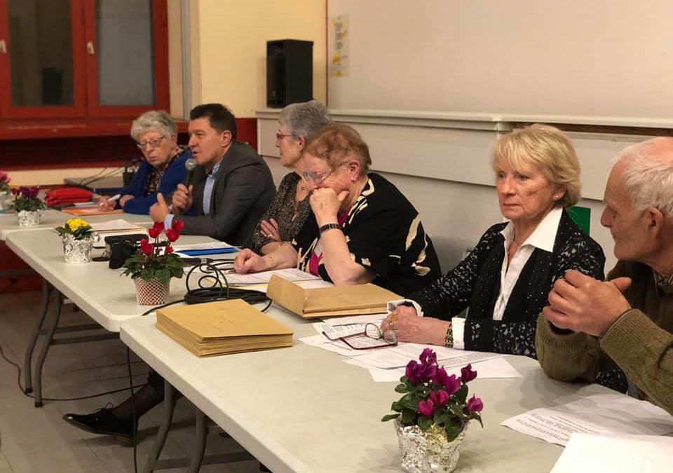 Assemblée générale de l'Amicale des Donneurs et Anciens Donneurs de Sang Bénévoles d'Aubenas-Vals