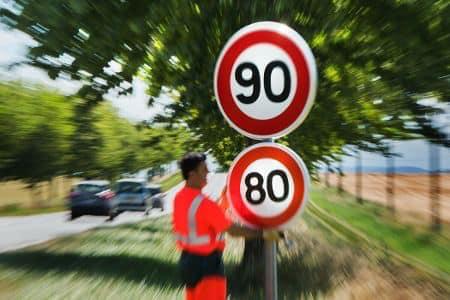 80km/h : En marche arrière !