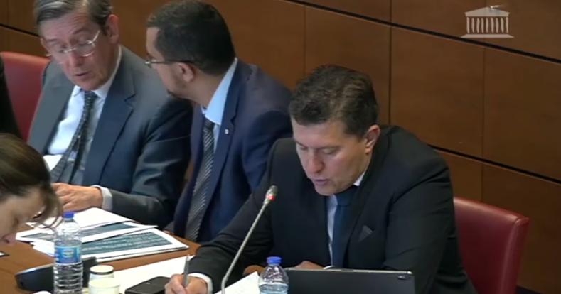 Mes interventions en Commission des Finances à l'Assemblée nationale sur le budget de l'Etat et la gestion des fonds européens.