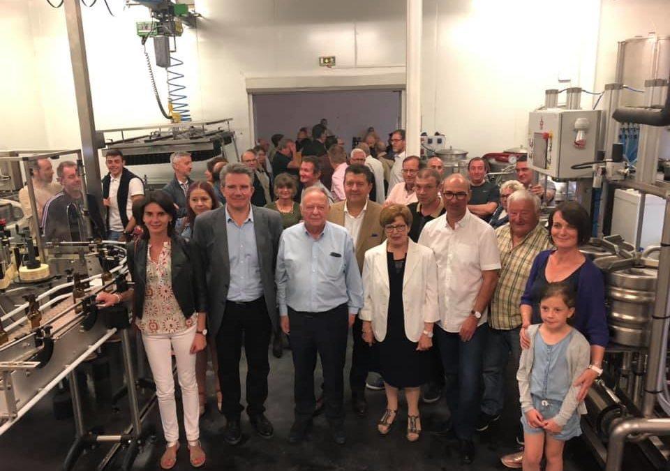 Bourganel, la brasserie qui fait rayonner l'Ardèche au delà de ses terres