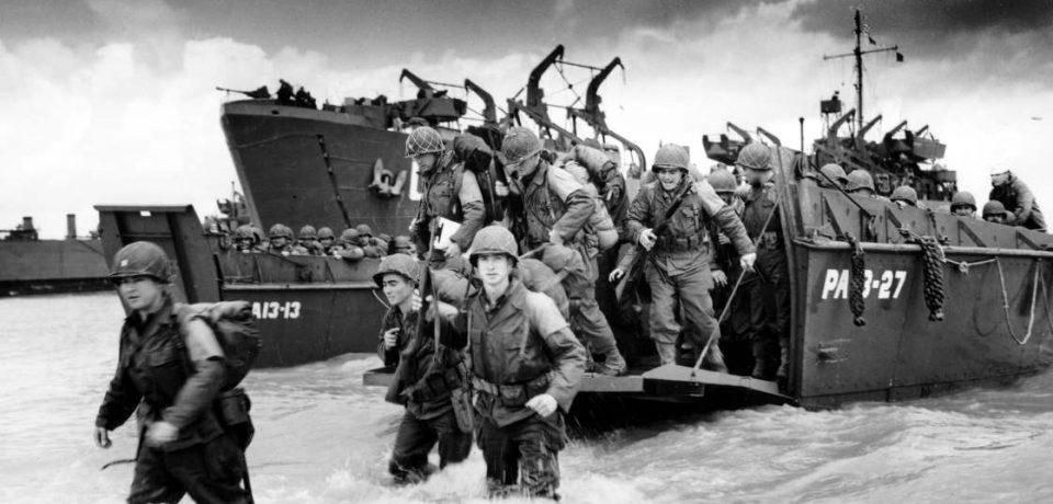 6 juin 1944 : Nous déposons une proposition de résolution pour une commémoration du soixante-quinzième anniversaire du Débarquement.