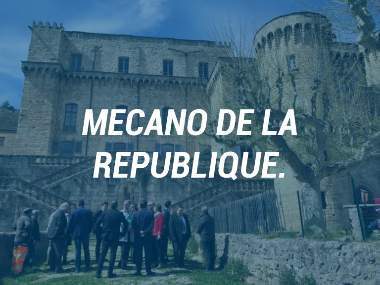 MECANO DE LA REPUBLIQUE
