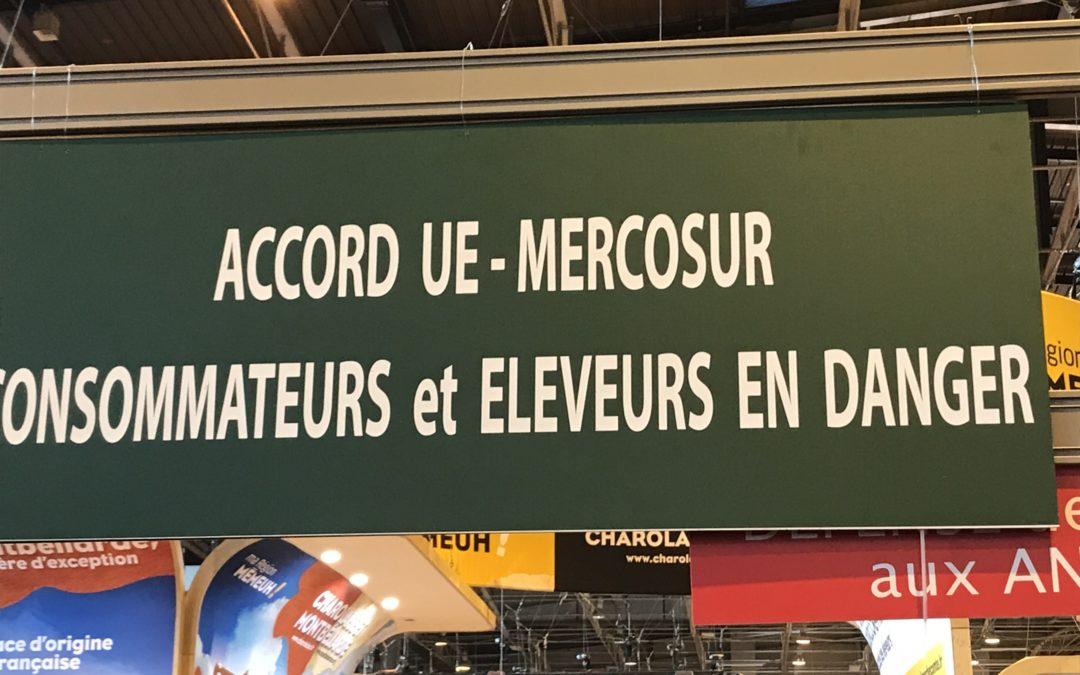 Mercosur: On marche sur la tête !
