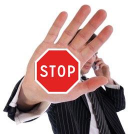 Stop aux démarchages téléphoniques abusifs !