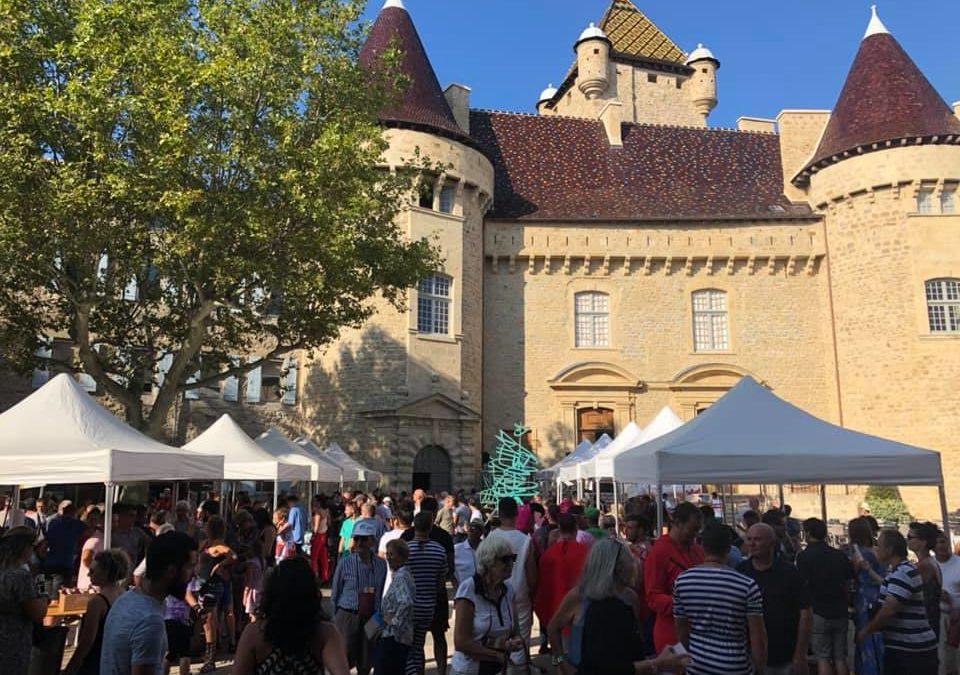 Aubenas, capitale des Vins d'Ardèche !