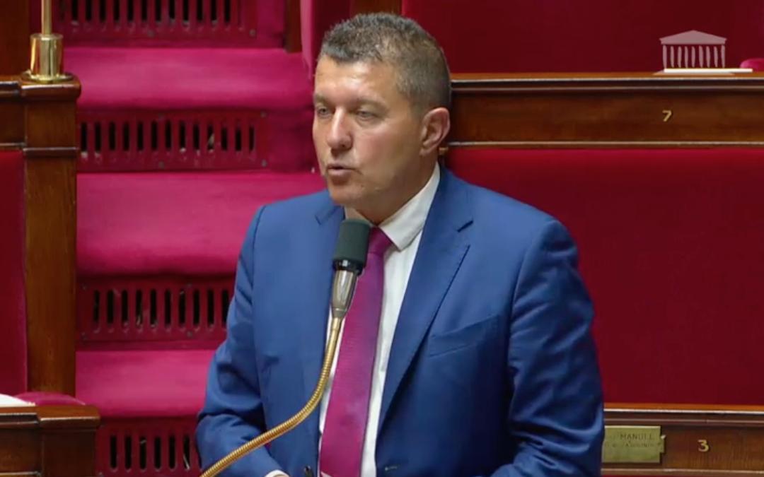 Débat intense cette semaine à l'Assemblée nationale autour des mobilités et de la RN102. Le Secrétaire d'Etat aux Transports bientôt en Ardèche ?