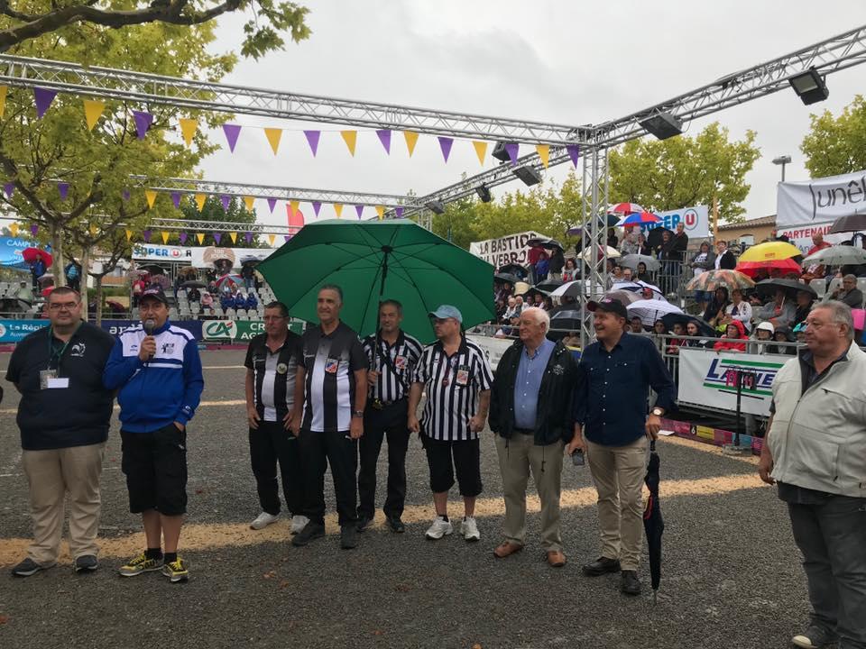 Le Sport-boules, une institution en Ardèche et à Ruoms !