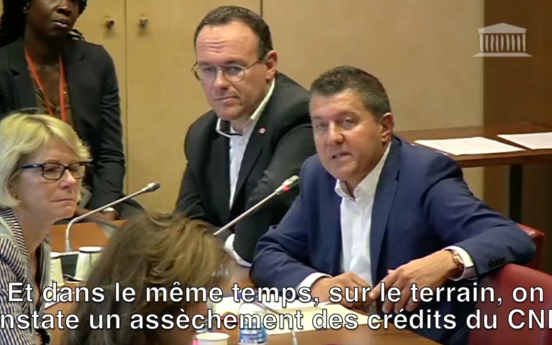 Commission des finances : Table ronde sur l'impact financier et fiscal des grands évènements sportifs