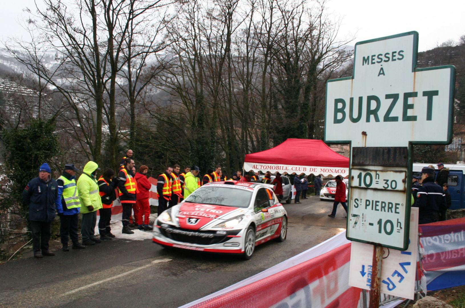 Pour le retour du rallye Monte-Carlo WRC en Ardèche