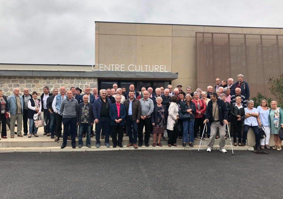 Assemblée générale des Anciens Crampons à St Sernin