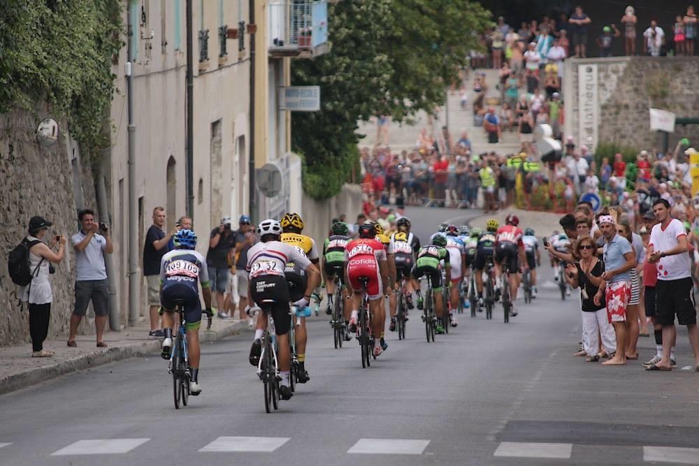 Pour un retour du Tour de France à Aubenas !