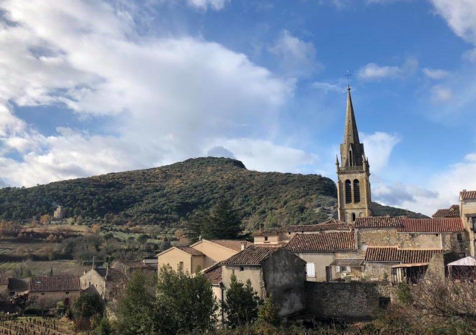 Réunion de travail avec le Syndicat des Oléiculteurs de l'Ardèche Méridionale à St-Sauveur-de-Cruzières