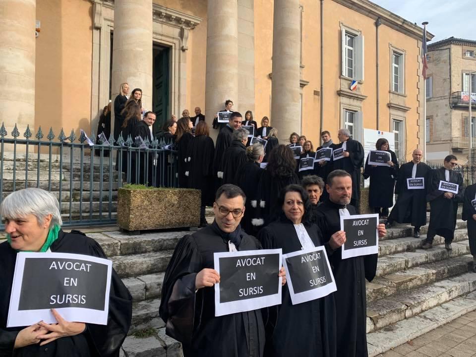 Audience solennelle de rentrée du Tribunal Judiciaire de Privas