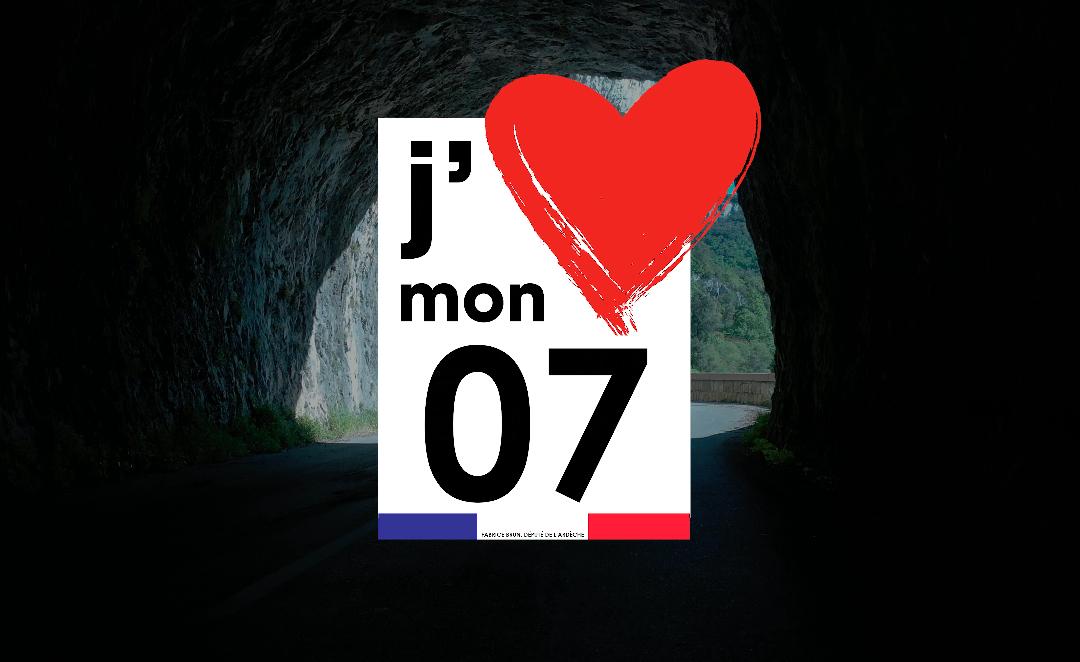L'amour de l'Ardèche, l'envie de le partager.