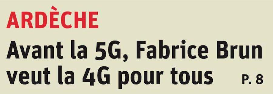 Lu pour vous dans le Dauphiné Libéré du 23 septembre 2020.