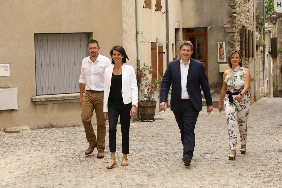 Sénatoriales : Je soutiens la candidature de Mathieu Darnaud et Anne Ventalon.