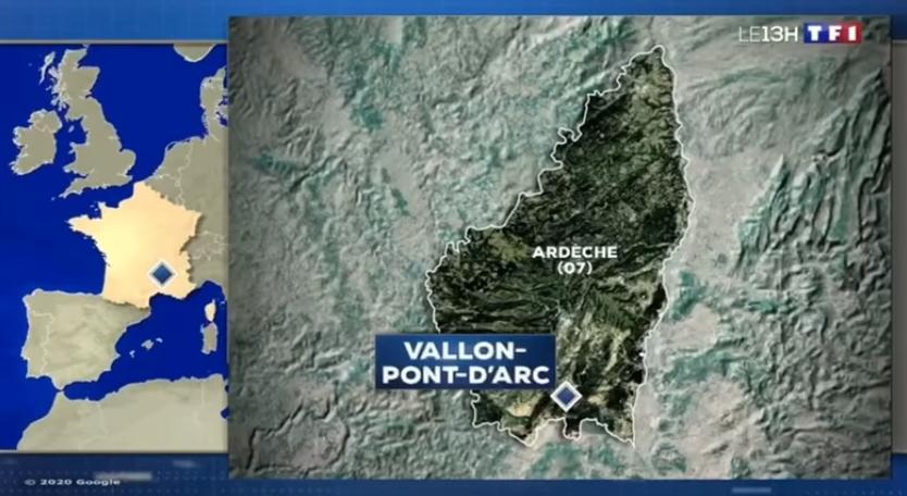 L'Ardèche sous couvre feu à partir de vendredi minuit.
