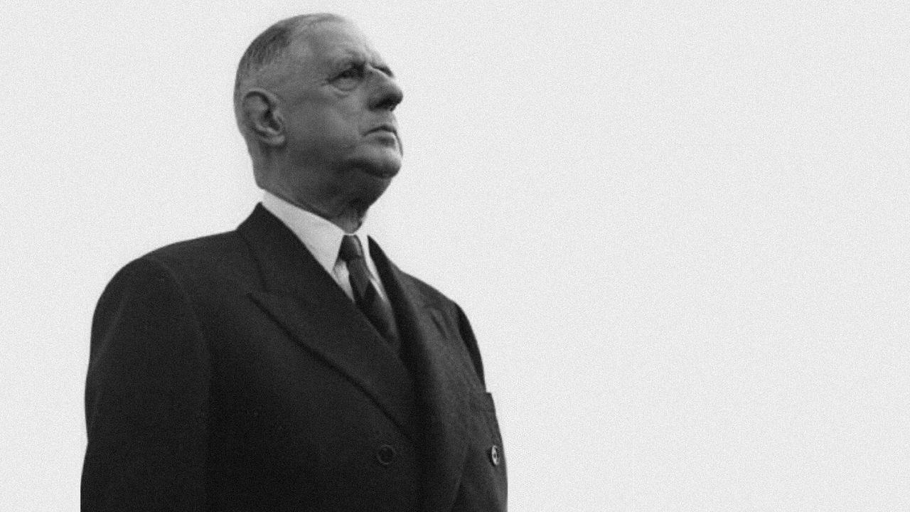 50 ans de la mort du général de Gaulle.