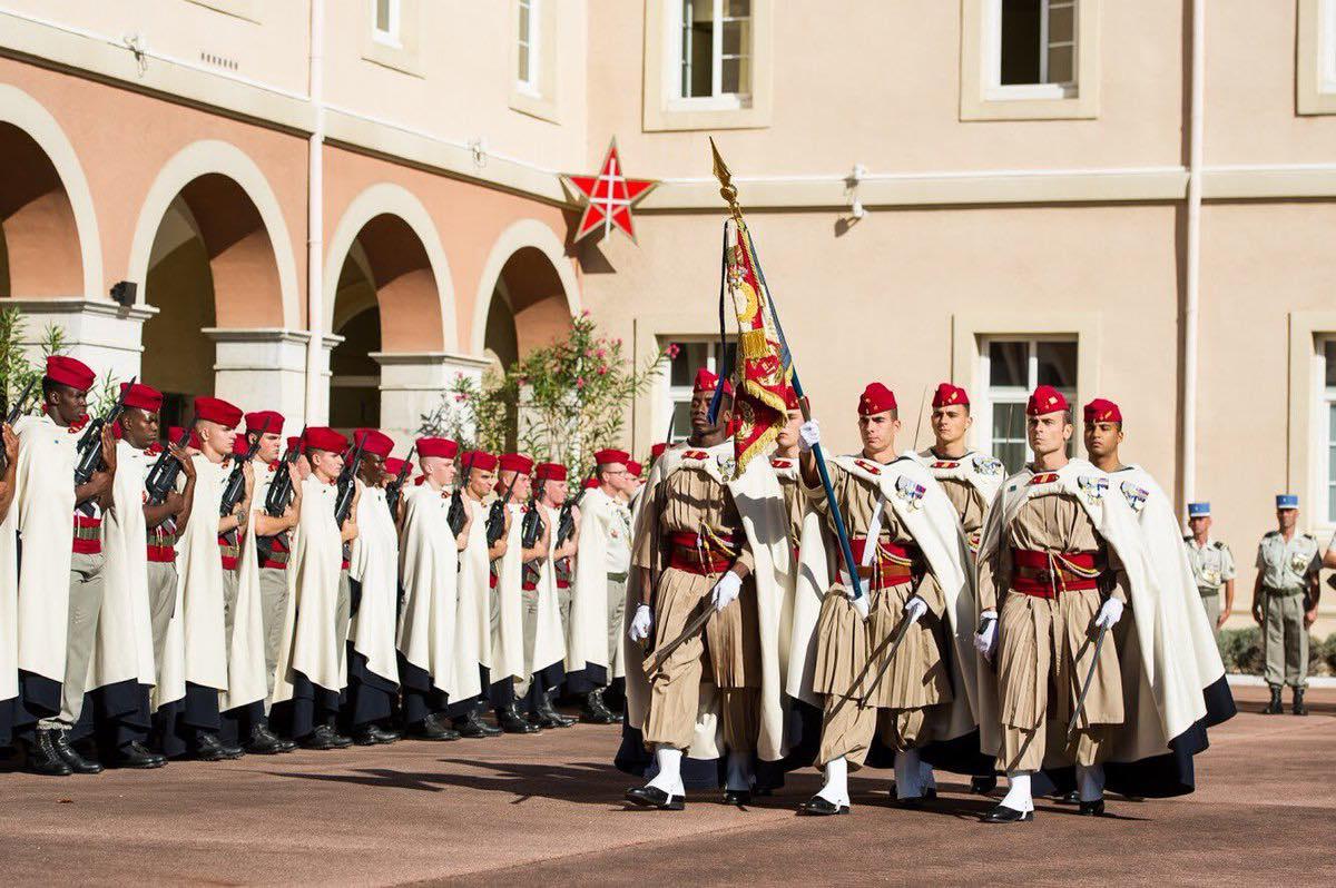 Journée d'immersion au sein du 1er régiment de spahis de Valence.