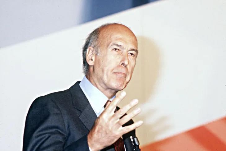 Disparition de Valéry Giscard d'Estaing.
