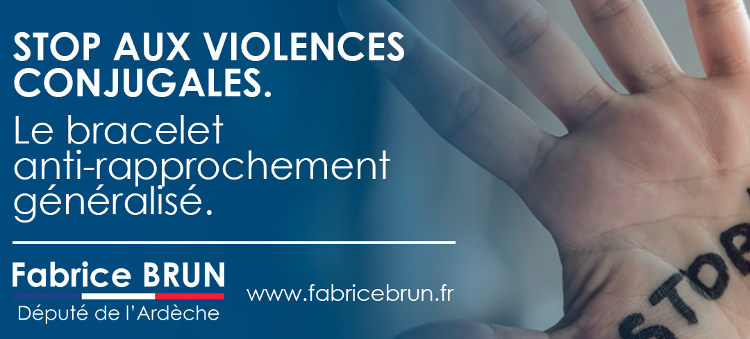 Violences conjugales : le bracelet anti-rapprochement généralisé