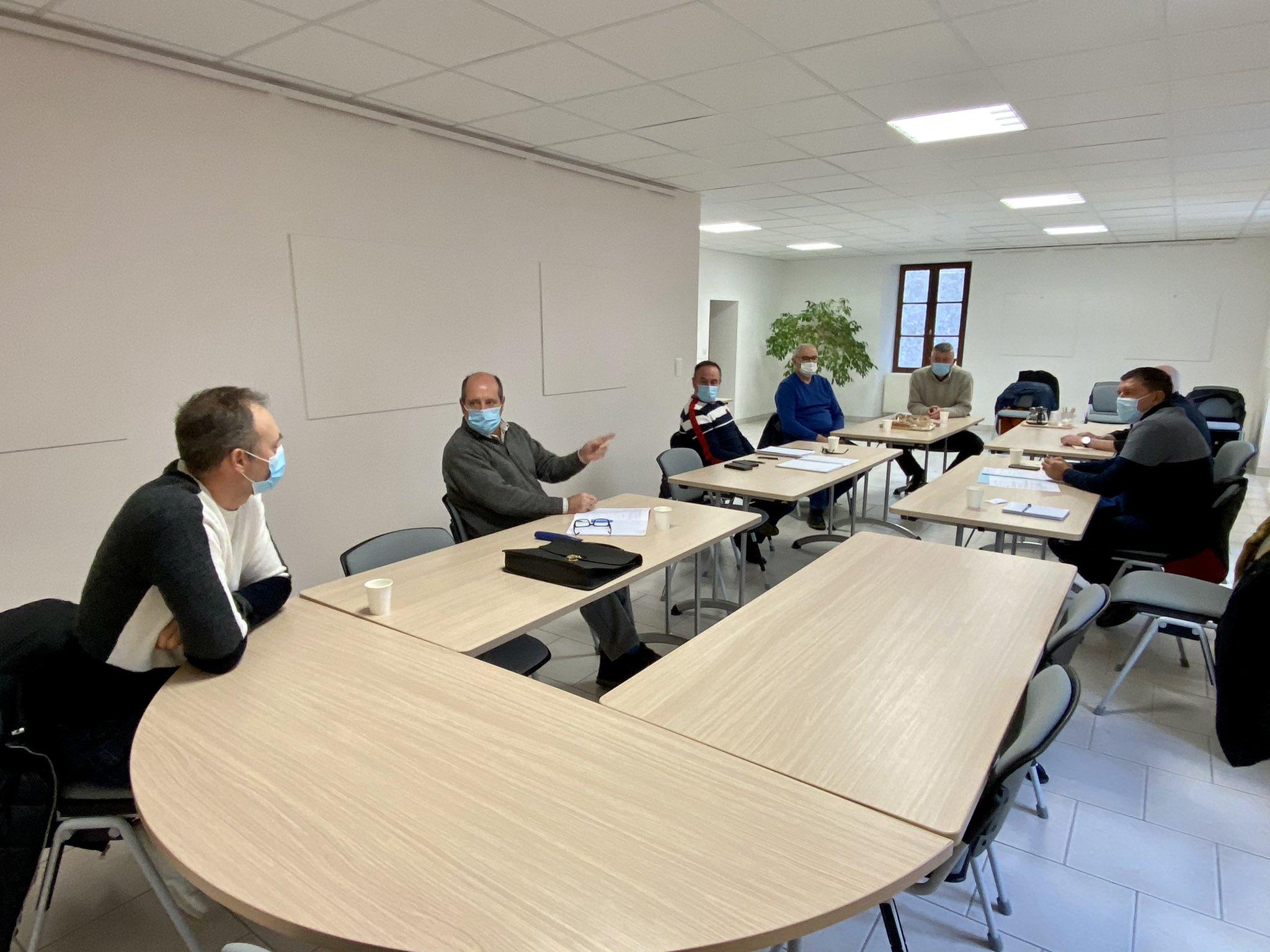 A la rencontre des élus de Mayres, Lespéron et Lavillatte.