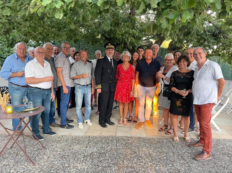 Hommage à Geneviève Laurent, pour ses 26 ans de mandat de maire de Vogüé.