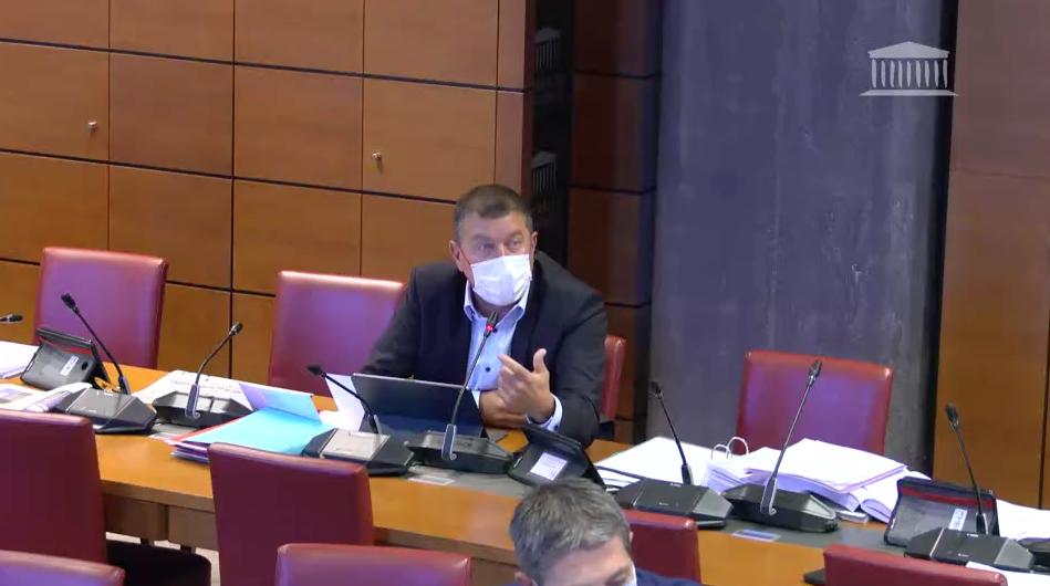 PLF 2022 : interventions en commissions des Finances.